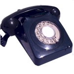 Telephone 746 Blue