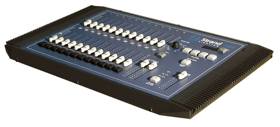 12 Channel, 2 preset Lighting Desk